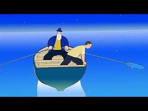 「銀河の魚 URSA minor BLUE 」(1993) Hivision映画 CGアニメーションデザイナーとして参加