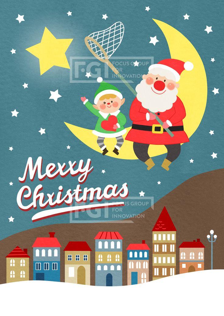 SPAI164, 프리진, 일러스트, 겨울, 이벤트, 에프지아이, 크리스마스배경, 크리스마스, 배경, 캐릭터, 사람, 남자, 오브젝트, 성탄절, 메리크리스마스, 기념일, 화이트크리스마스, 화이트, 선물, 선물상자, 상자, 웹활용소스, 귀여운, 풍경, 산타, 산타할아버지, 할아버지, 노인, 장식, 행사, 축제, 홀리데이, 크리스마스트리, 트리, 나무, 웃음, 미소, 행복, 타이포그래피, 텍스트, 문구, 화려한, 빨간코, 달, 어린이, 아이, 남자어린이, 건물, 주택, 별, 밤, 가로등, 집, 윙크, illust, illustration #유토이미지 #프리진 #utoimage #freegine 20118402