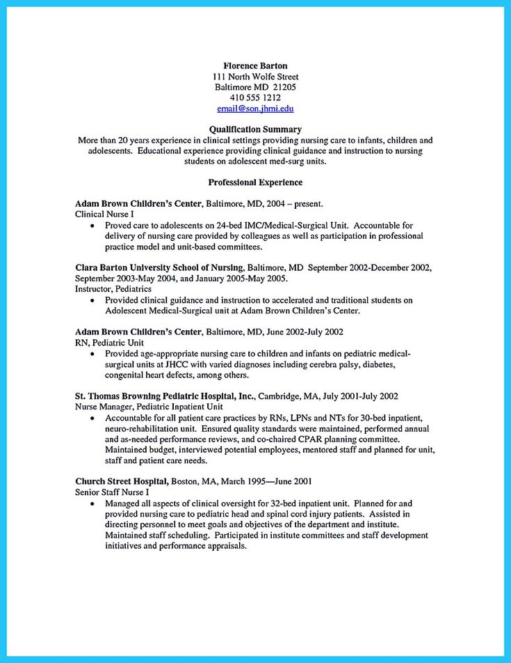 awesome Perfect CRNA Resume to Get Noticed by Company, Check more at http://snefci.org/perfect-crna-resume-get-noticed-company