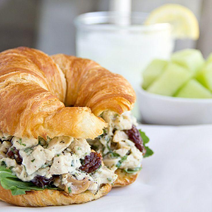 Receita Light da Semana: sanduíche para um piquenique de primavera