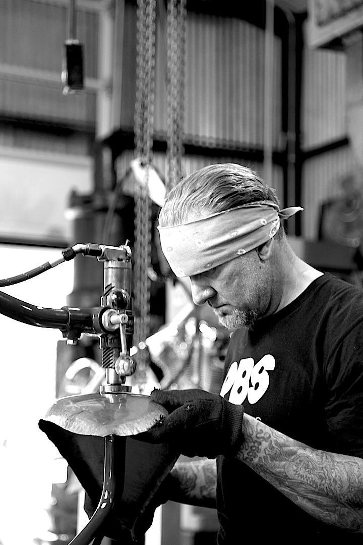 Jesse James, Metal Master