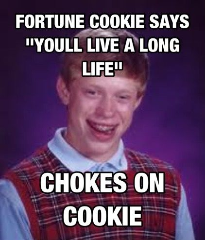 Bad Luck Brian meme funny | Why Are You Stupid?