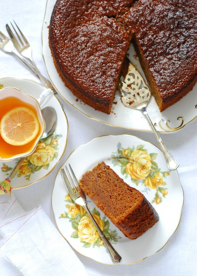 Good Old Fashioned Ginger Cake & Sweet NZ