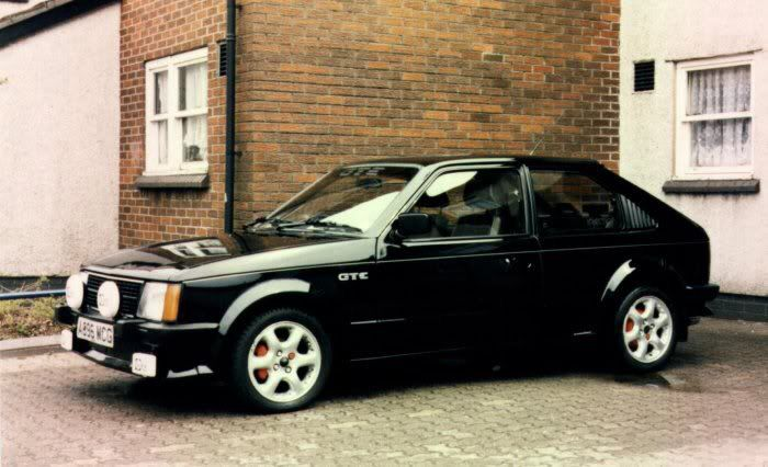 MK1 Astra sri was my 3rd car also had a same shape Opel Kadett which was my first car