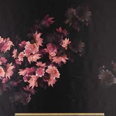 #3 Sateen Printed Satin Multicoloured 148 cm