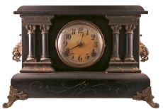 another Bistol Mantel Clock