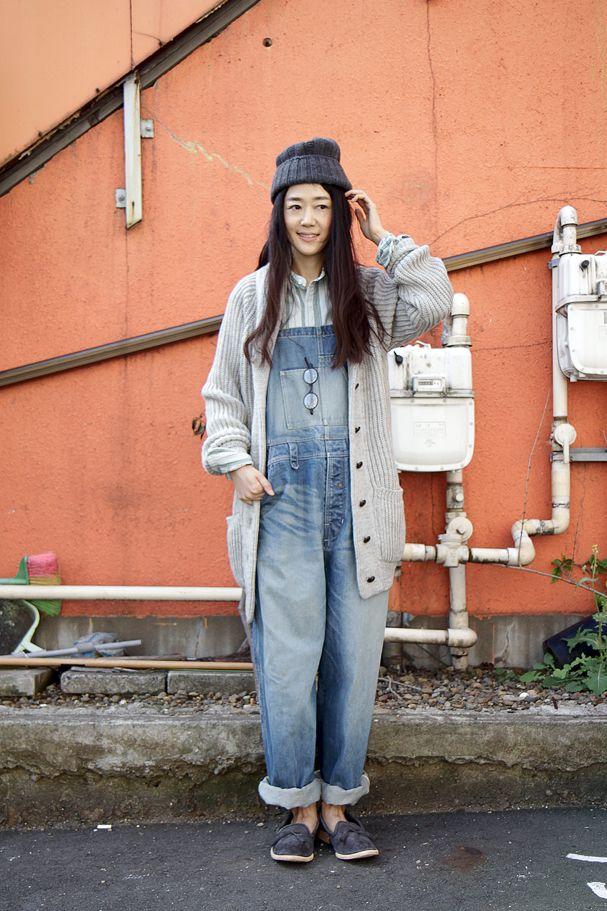【STREET SNAP】滝口 和代 | nestRobe press | ストリートスナップ | 表参道(東京)|