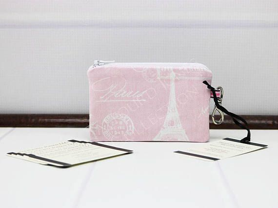 Business Card Case  Womens Coin Purse  Card Holder Wallet