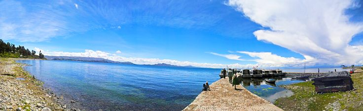 Lake Titicaca, PE.