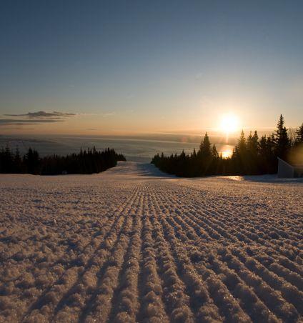Sommets du Saint-Laurent Ski // Ski Québec
