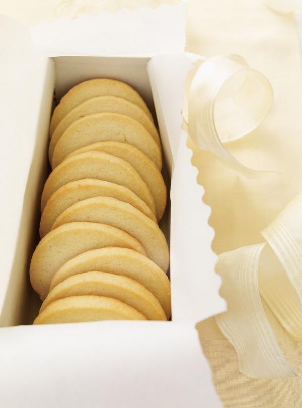 Recette de Ricardo de biscuits au beurre réfrigérateur