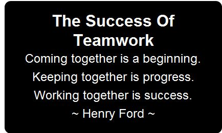 Teamwork Quotes About Work Motivational Quotes