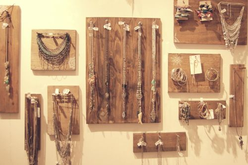 Jewelry Display | Free People Inspiration