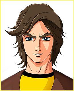 Actarus, Prince d'Euphor                                                       …