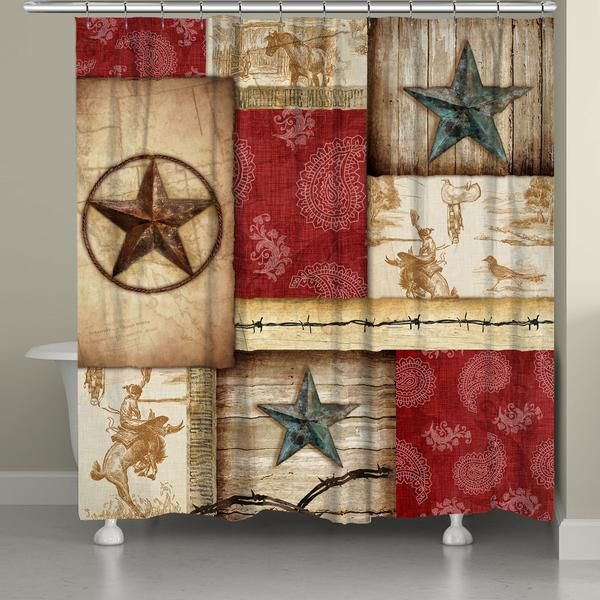 1000 Ideas About Western Curtains On Pinterest Western Shower Curtains Western Decor And