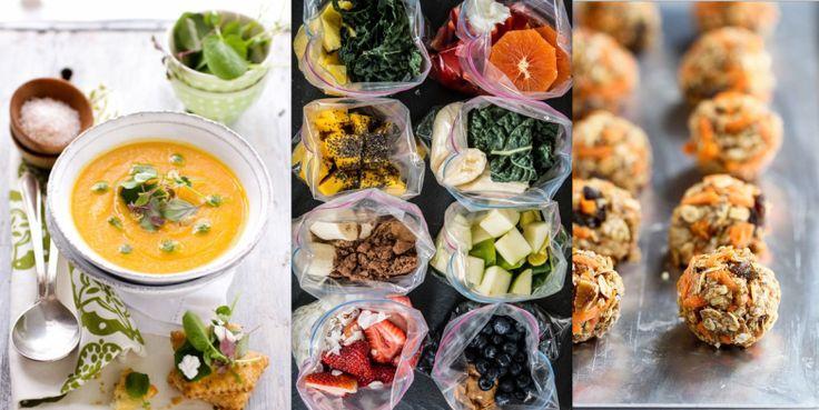 Simplifier sa boîte à lunch –Chic tonique