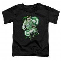 DC Comics Green Lantern Flying Toddler T-Shirt