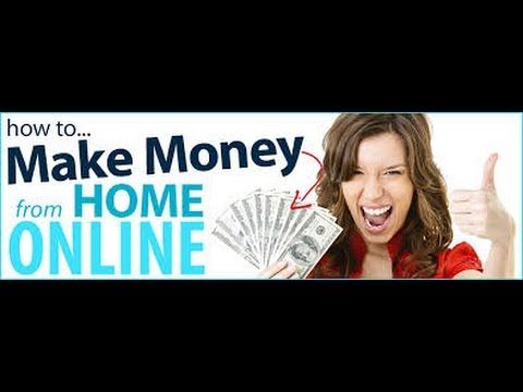 How To Earn Money Online from Home for Free -( $350 to $600 Per Hour )2017