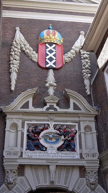 amsterdam crest