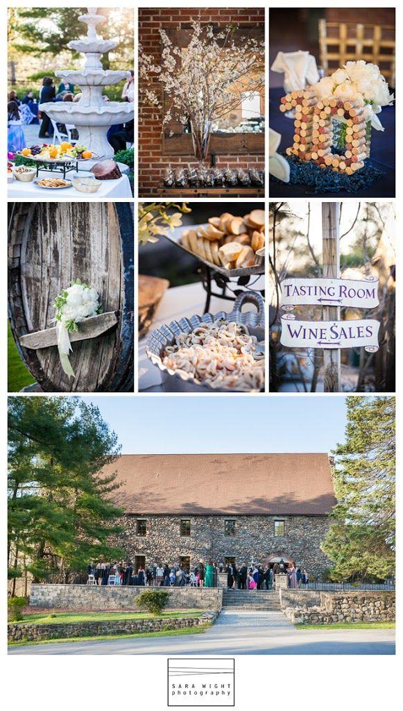 Brotherhood Winery Wedding, Washingtonville, New York   Jenn and James   Sara Wight