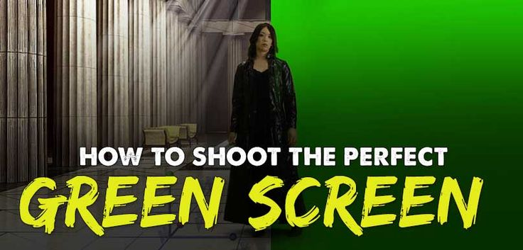 If you've ever tried to shoot a green screen you know it can be tough. If you don't do it right it can be impossible in post but if shot correctly you'll...