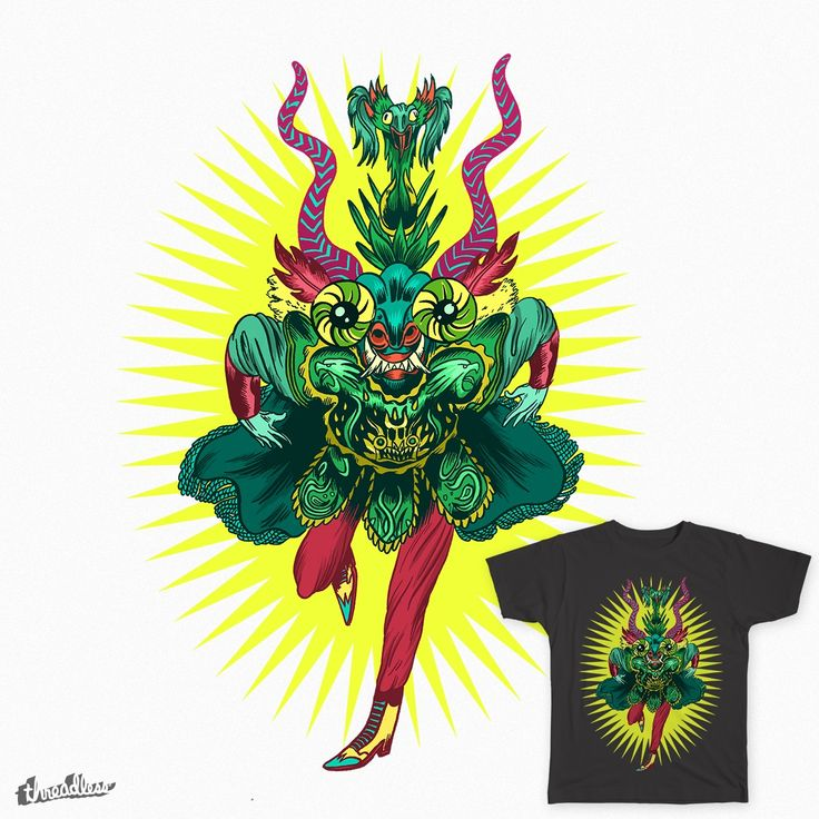 Diablada on Threadless
