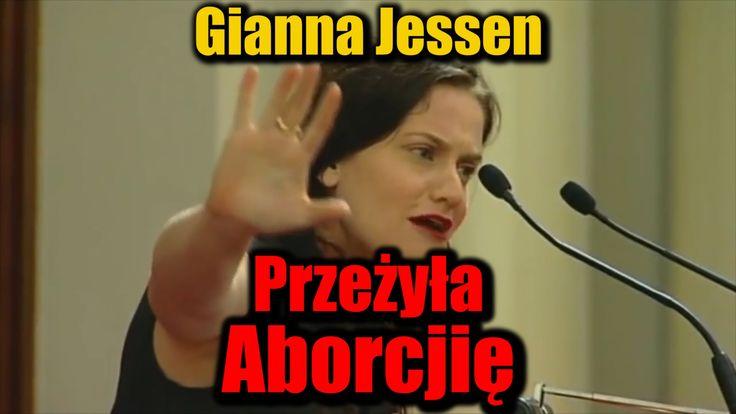 Przeżyła aborcję! FULL HD - Gianna Jessen - Uratowana od Aborcji - Octob...