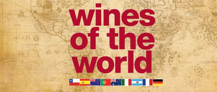 Have you heard about our new range of Chilean wines? Why not go take a look at these special bottles plus our other wines of the world... #betterandbetter