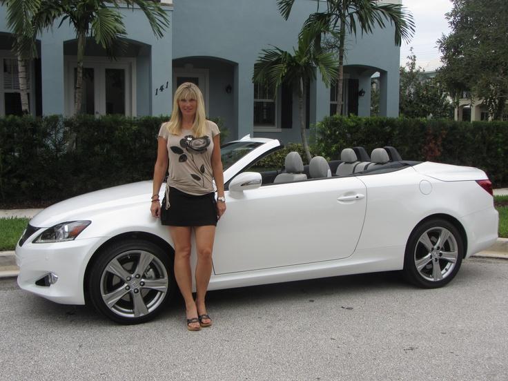 Congrats Krista, for earning her Lexus bonus from Nerium!