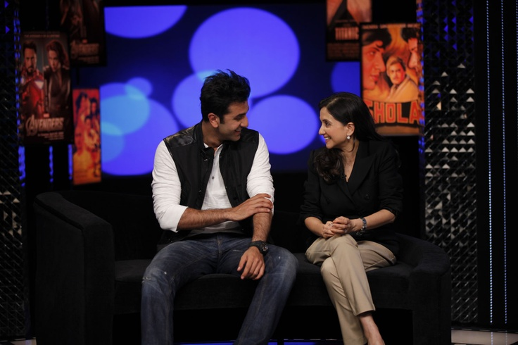 Ranbir Kapoor lets his funny side take over