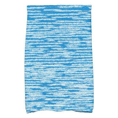 Breakwater Bay Hancock Blue Hand Towel Color: