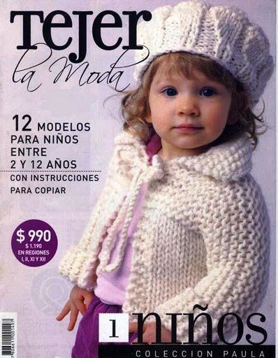 Moda Knitting Books : Best images about mags tejer la moda on pinterest