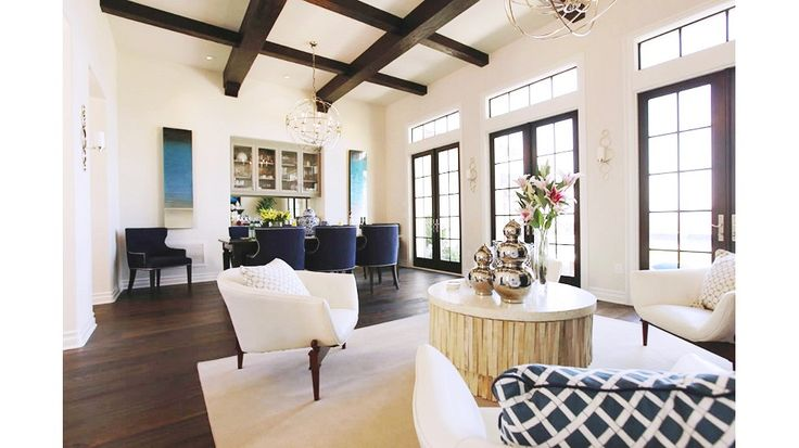 Jeff Lewis's 10 Easy, High-Impact Home Updates via @domainehome