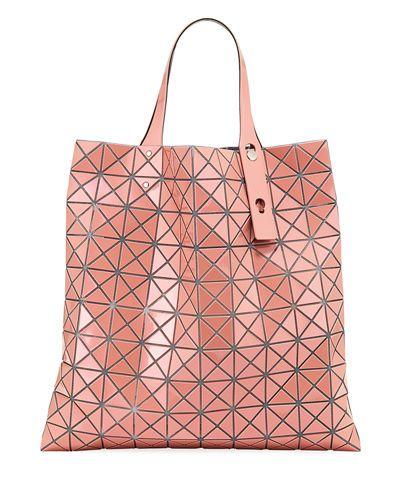 e1c79900dc BAO BAO ISSEY MIYAKE .  baobaoisseymiyake  bags  leather  hand bags  lining   tote  metallic