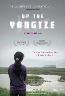 at the edge of the yangtze river, not far from the three gorges dam, young men and women take up employment on a cruise ship, where they confront rising waters and a radically changing china.