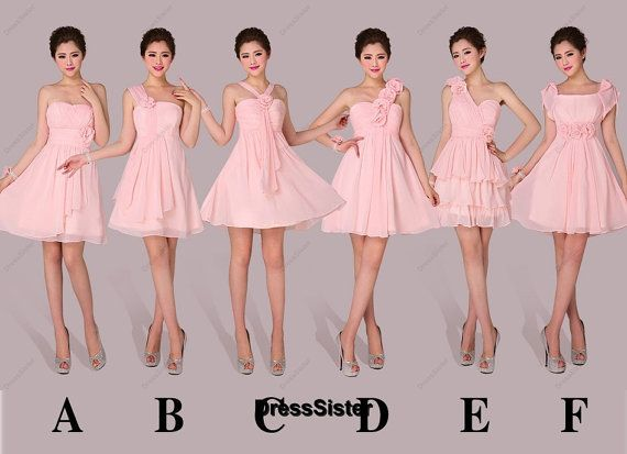 Hey, I found this really awesome Etsy listing at https://www.etsy.com/listing/159505745/pink-bridesmaid-dress-custom-color