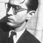 Efraín Huerta. Un poeta del alba. Cien años es la muestra que se presentará en el Centro Cultural Bellas Época, del Fondo de Cultura Económica