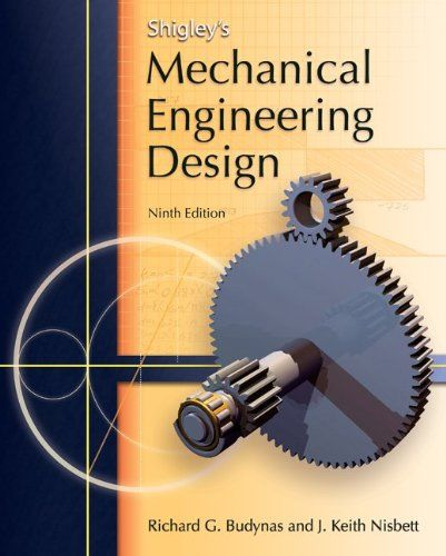 I'm selling Shigley's Mechanical Engineering Design (9th Edition) by Richard Budynas and Keith Nisbett - $35.00 #onselz