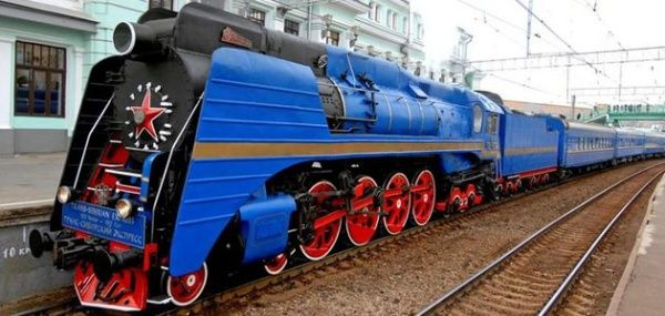 Here come the luxury version of our Trans-Siberian Train...  More tours and also individual trains you can book here: http://www.VodkaTrain.eu | #TransSib #RussianTrain #TrainsSiberianTrain #Bucketlist #Trains #FamousTrains #Zugreisen #Bucketlisttrips #1001Trips #Bahnreisen #Travel #AFAR #Normads #TripAdvisor #Travel #DreamVacation #DreamTravel #AmazingTrips #VodkaTrain