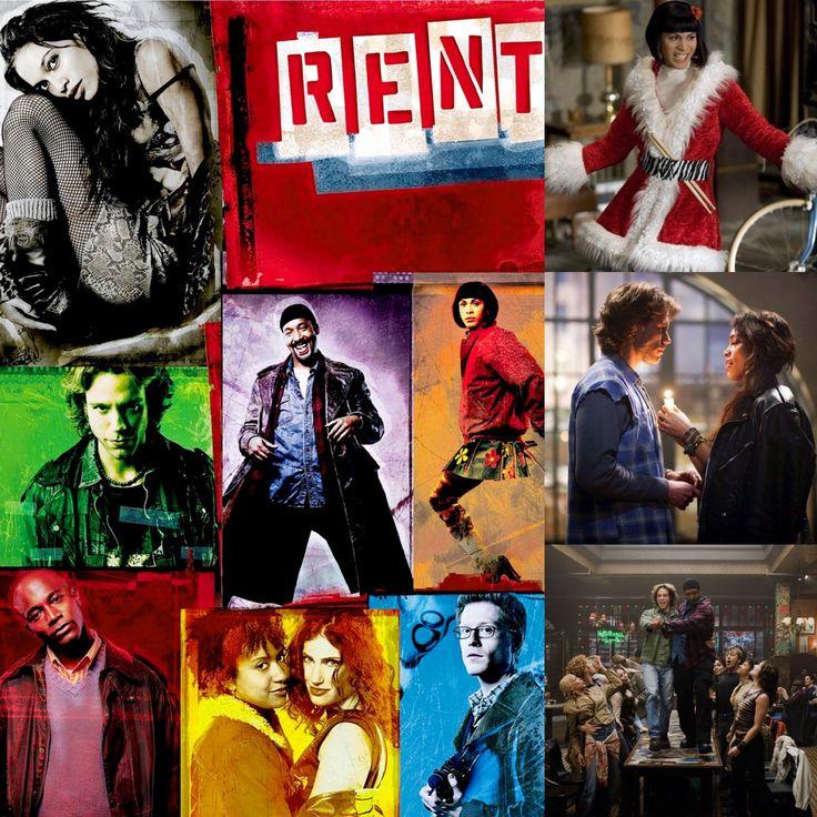 Rent 2005 American Tv Show Musicals Disney Films