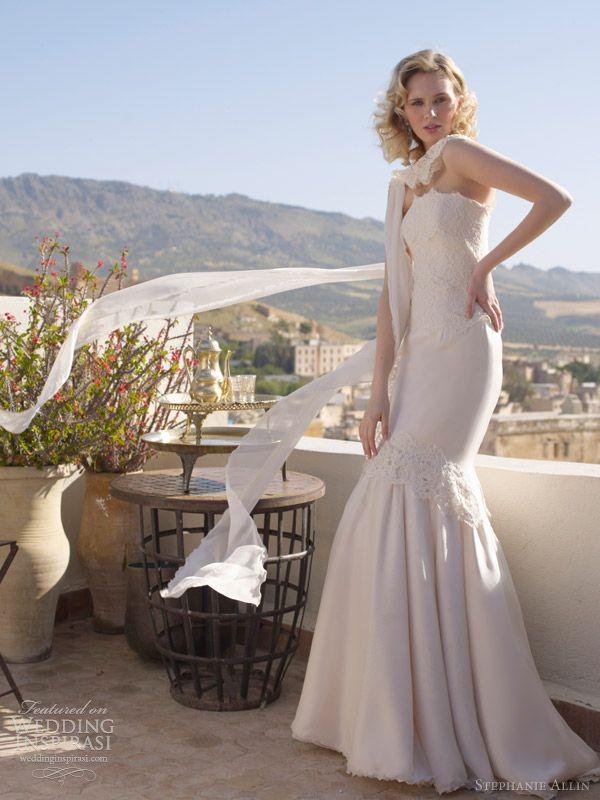 stephanie allin bridal 2013 sunset wedding dress