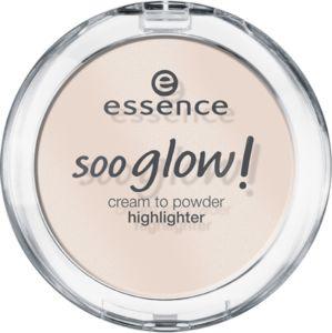 Essence, soo glow! cream to powder highlighter