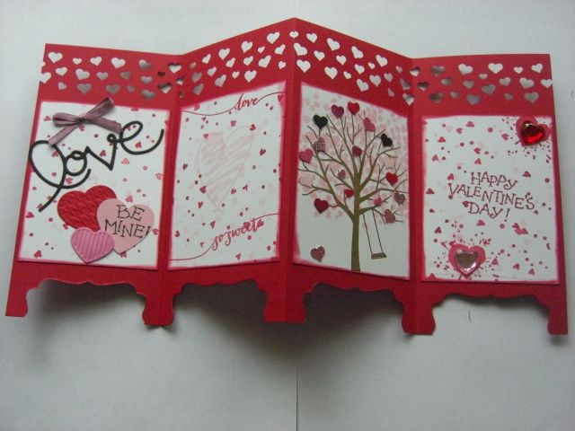 More Valentine screen cards                                                                                                                                                      More