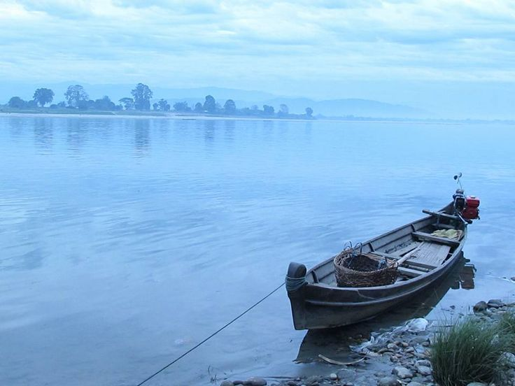 The Irrawaddy River or Ayeyarwady River is a river that flows from north to south through ... Between Myitkyina and Mandalay.