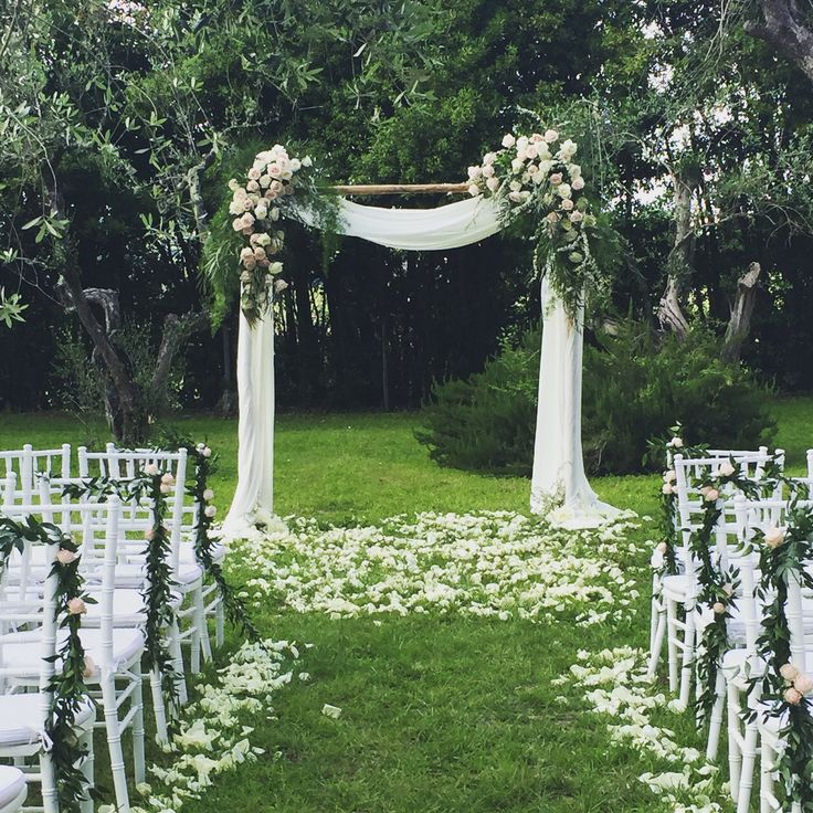 Rustic Wedding Arch Ideas: 1000+ Ideas About Wooden Arch On Pinterest