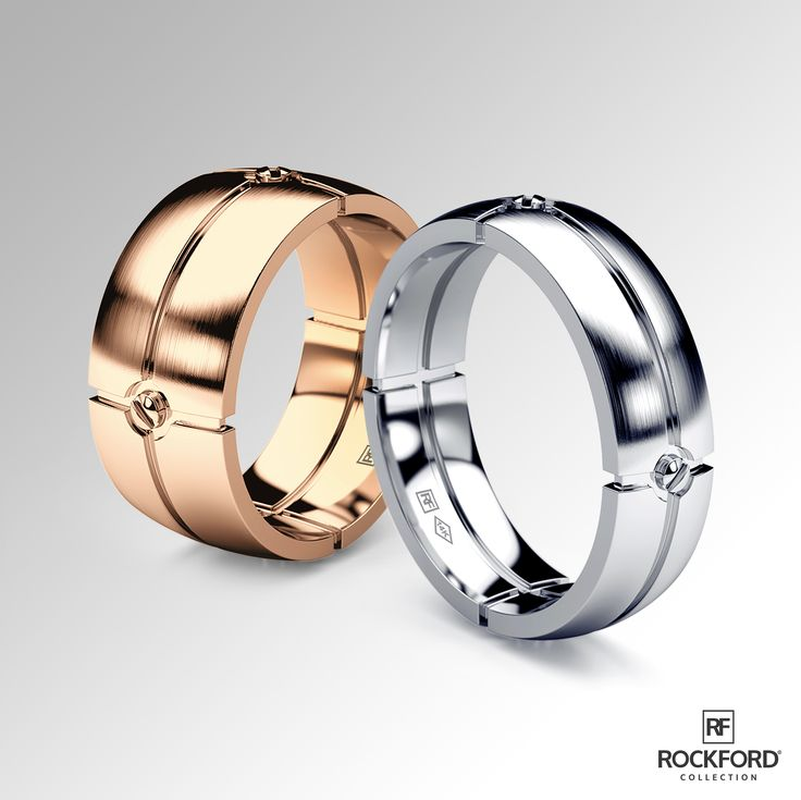 When you asked for something simple yet Lux. Introducing a new CORTEZ Solid Gold Wedding Band.  SHOP at rfshop.us/2uGsFku  Ring Style# WB004