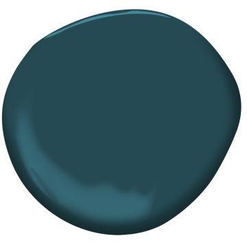 River Blue 2057-10  | Benjamin Moore