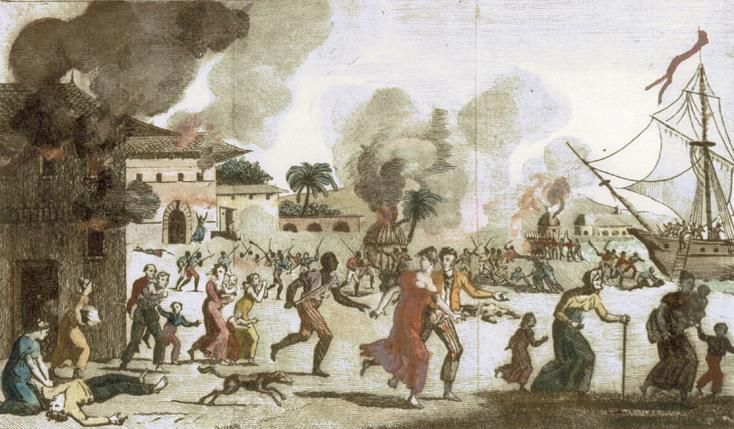 Haiti Haitian history war for independence