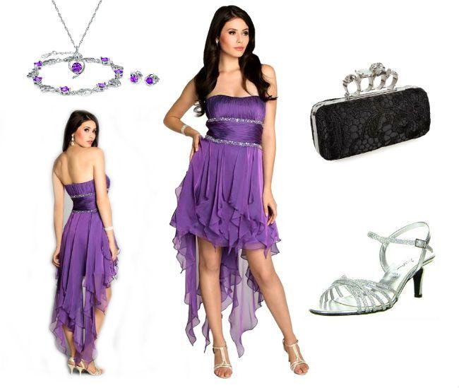 ber ideen zu lila kleid auf pinterest kleider. Black Bedroom Furniture Sets. Home Design Ideas