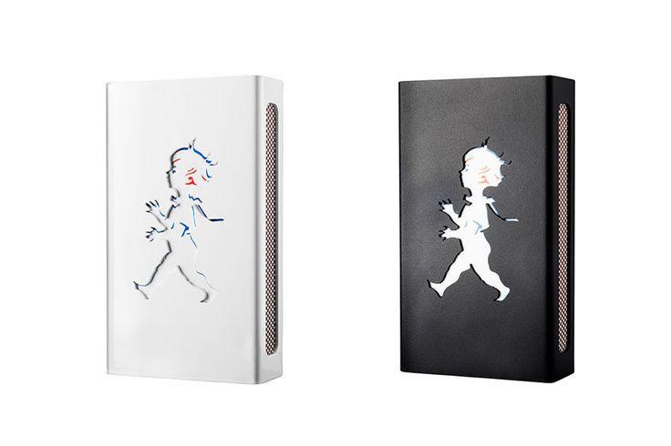Design Kristina Stark - Hommage Match Box